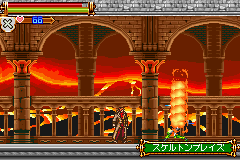 Castlevania HOD - Revenge of the Findesiecle - Burn Sucker - User Screenshot